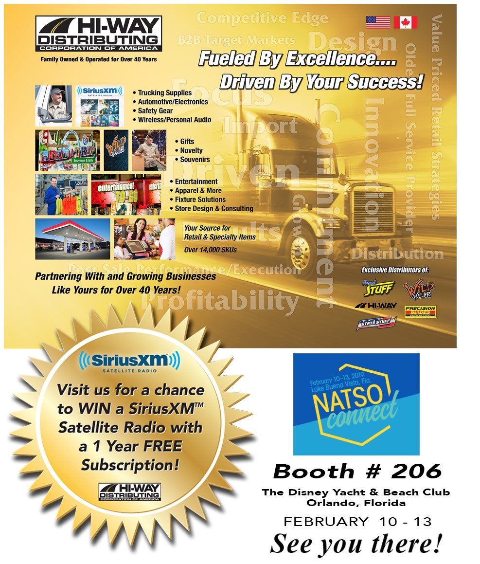 Visit us at Booth #206
